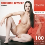 Megan L - Touching Myself