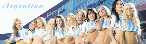 Seleccion Argentina Playboy
