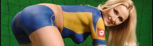 Body Art - Ukraine