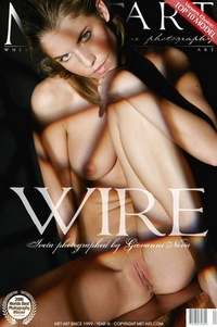 "IVETA B: ""WIRE"" BY GIOVANNI NOVA"