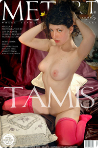 "ANGELA A: ""TAMS"" BY LUIS DURANTE"