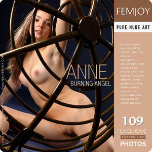 Anne – Burning Angel