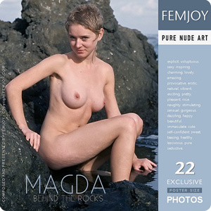 Magda – Behind the Rocks