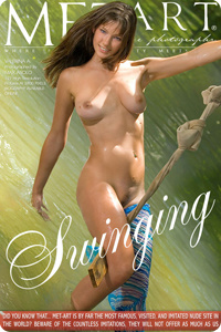 "VALERINA A: ""SWINGING"" BY MAX ASOLO"