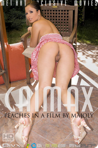 "MOVIE – PEACHES A IN: ""CAIMAX"" BY MAJOLY"