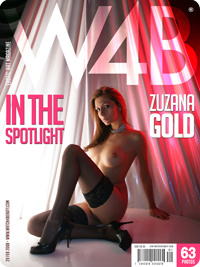 Zuzana Gold - In The Spotlight