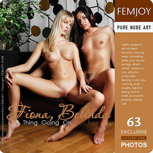 Belinda and Fiona – A Thing Going On