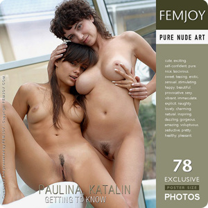 Katalin and Paulina – Getting To Know