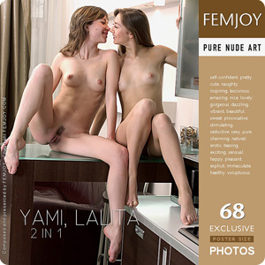 Lalita and Yami – 2 In 1