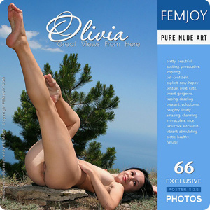 Olivia - Great Views From Here