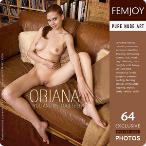 Oriana – You And Me Together