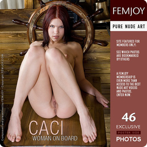 Caci – Woman On Board