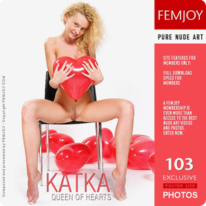 Katka – Queen Of Hearts