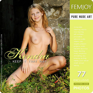 Kendra – Keep It That Way