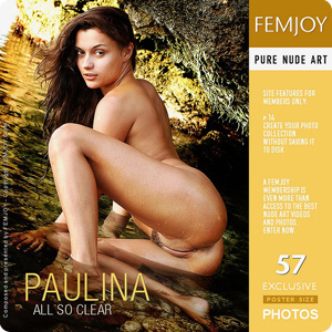 Paulina – All So Clear