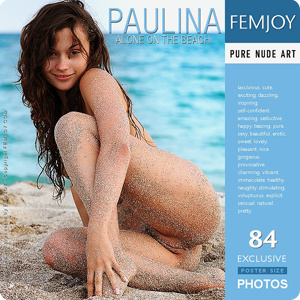 Paulina - Alone on the Beach