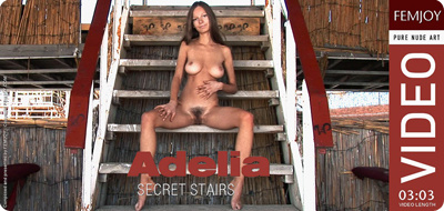 Video - Adelia - Secret Stairs