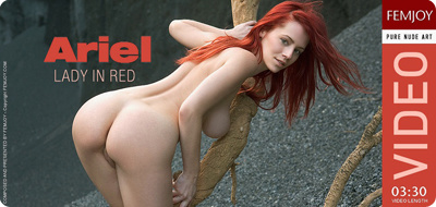 Video - Ariel - Lady In Red