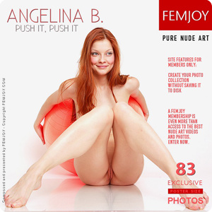 Angelina B – Push It, Push It