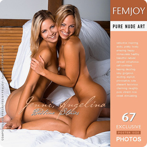 Jenni, Angelina - Bedtime Stories