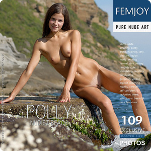 Polly - Nudist Beach