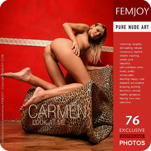 Carmen – Look at Me