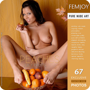 Peaches – Juicy Fruits