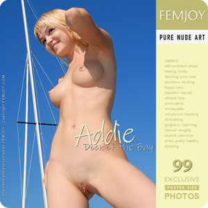 Addie – Dock of the Bay