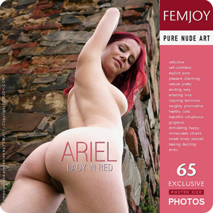 Ariel – Lady in Red