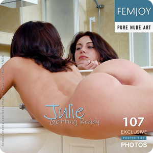 Julie – Getting Ready