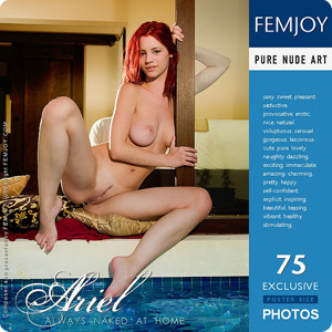 Ariel - Always Naked At Home