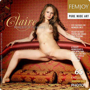 Claire – Moments Of Pleasure
