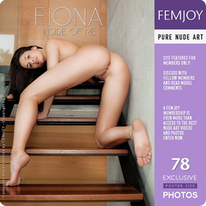 Fiona – Inside Of Me