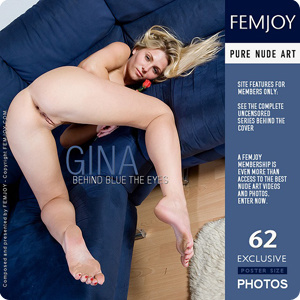 Gina - Behind Blue The Eyes