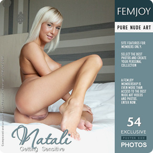 Natali – Getting Sensitive