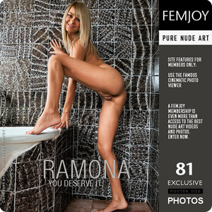 Ramona – You Deserve It