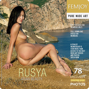 Rusya - Asian Beauty