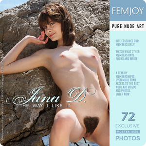 Jana D – The Way I Like It