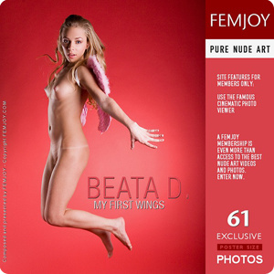 Beata D – My First Wings
