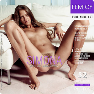 Simona – You Have What I Want