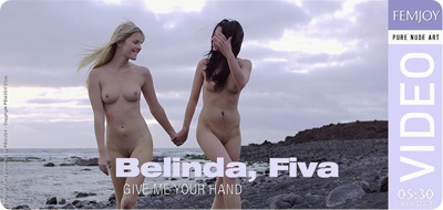 Video: Belinda, Fiva - Give Me Your Hand