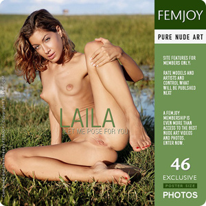 Laila – Let Me Pose For You