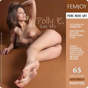 Polly E – Say Yes