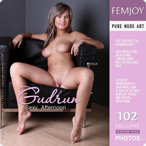 Gudrun – Sexy Afternoon