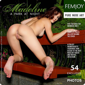 Madeline – A Park At Night