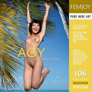 Agy – Tropic Of Capricorn