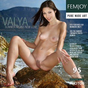 Valya – Summer Means New Love