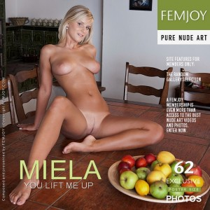 Miela – You Lift Me Up