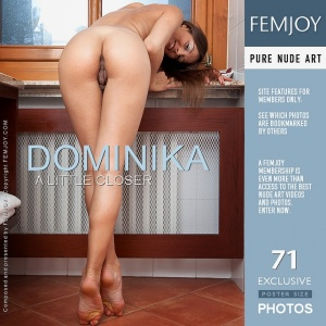Dominika A - Little Closer