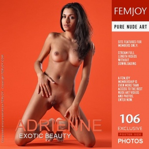 Adrienne - Exotic Beauty